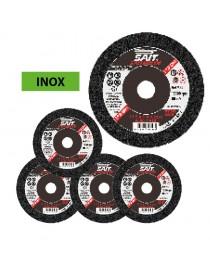 Disques INOX ø 125 x 2.0 x 22 mm