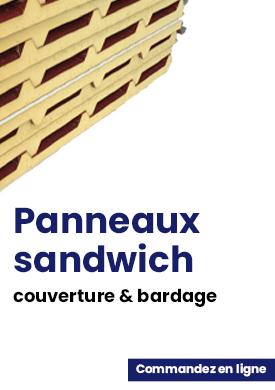 Panneaux sandwich